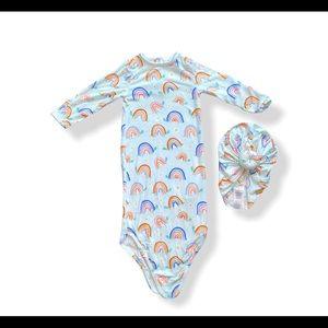 Angel Dear Baby Gown Set